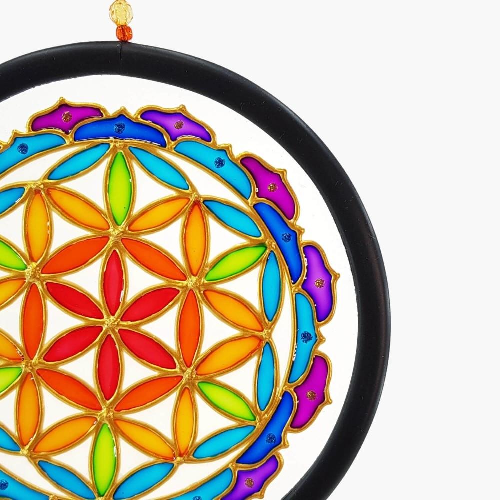 Mandala Semente da Vida - Foto 2