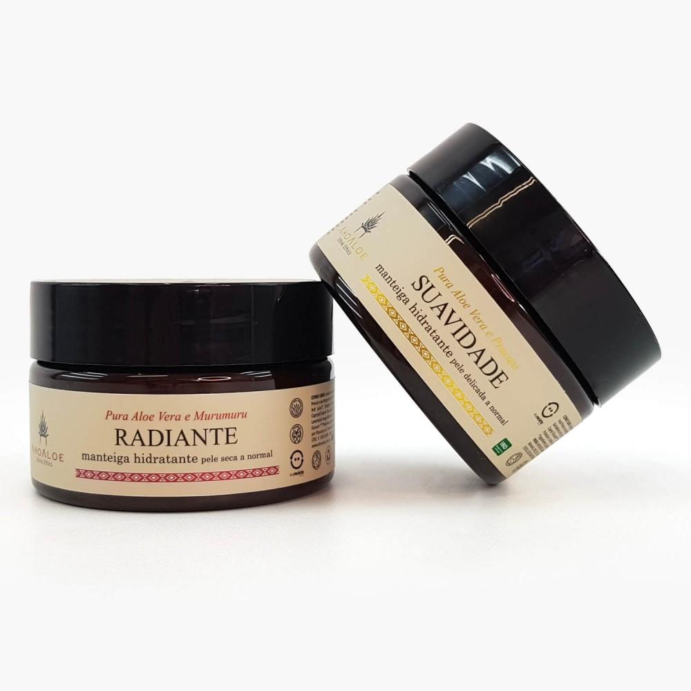 Manteiga Hidratante - 250g  - Foto 1