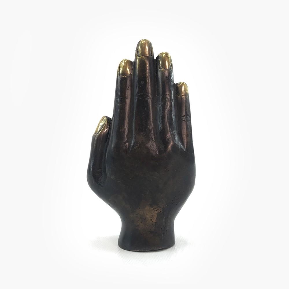 Mão Buda 12cm - Foto 3