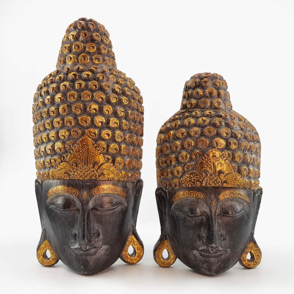 Máscara Buda - Foto 1