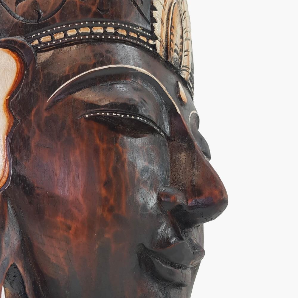 Máscara Buda - Foto 3