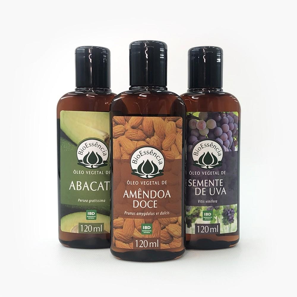 Óleo vegetal 100% puro e natural  - Foto 1