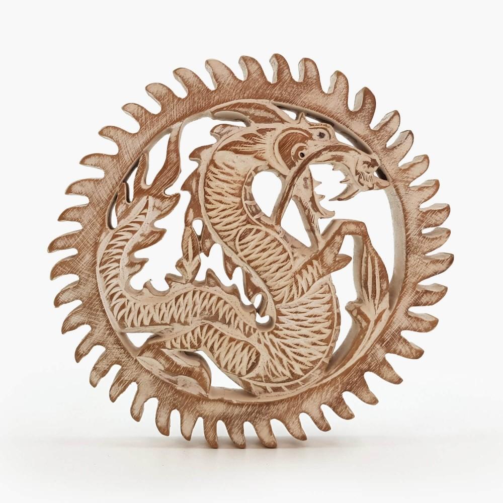 Painel Dragão 20cm - Foto 1
