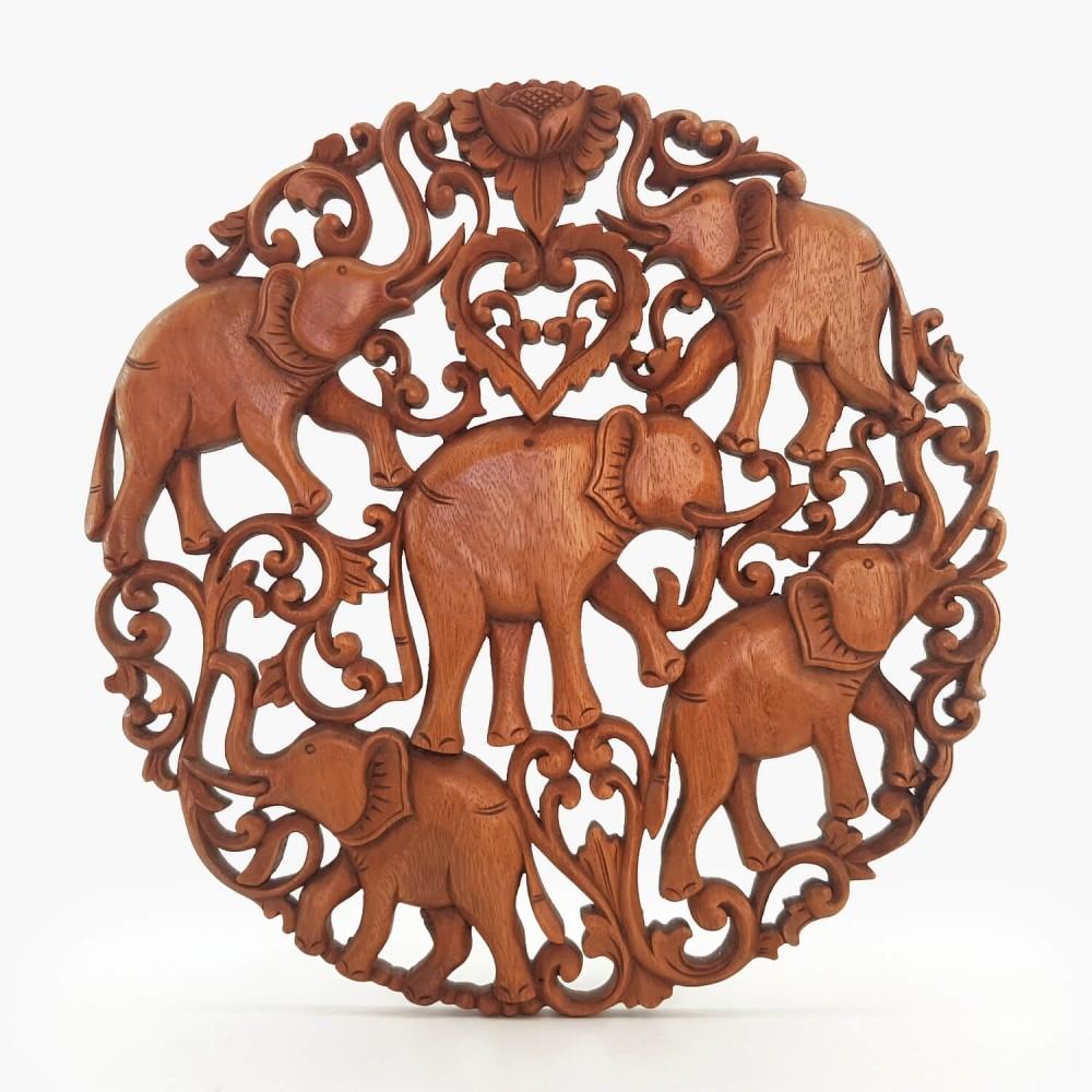 Painel Elefante 40cm - Foto 1