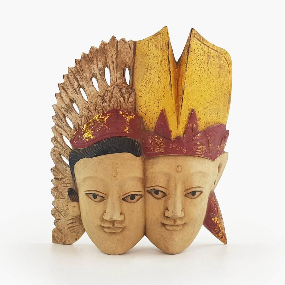 Painel Rama e Sita 15cm - Foto 1
