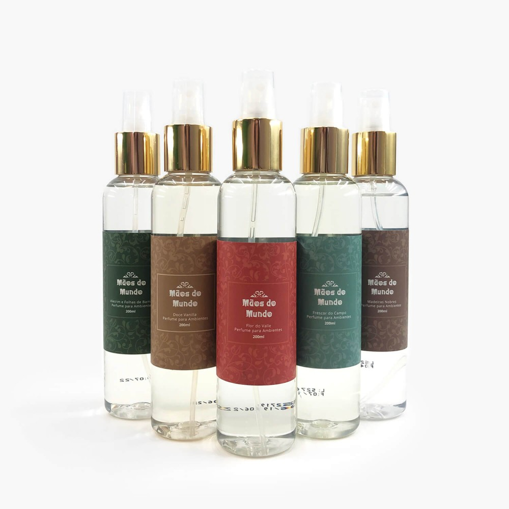Perfume para Ambientes - 200ml - Foto 1