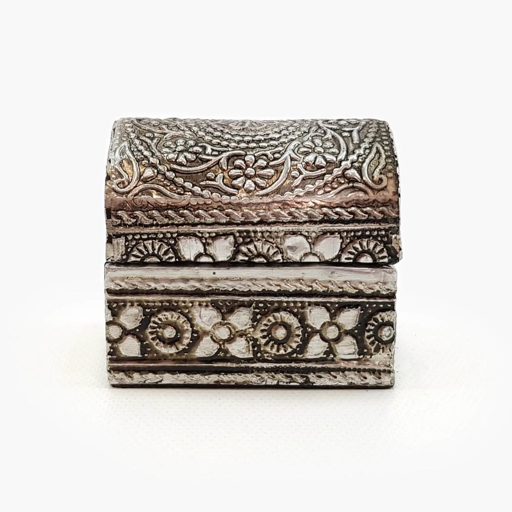 Porta-joias arabescos - 4x5cm - Foto 3