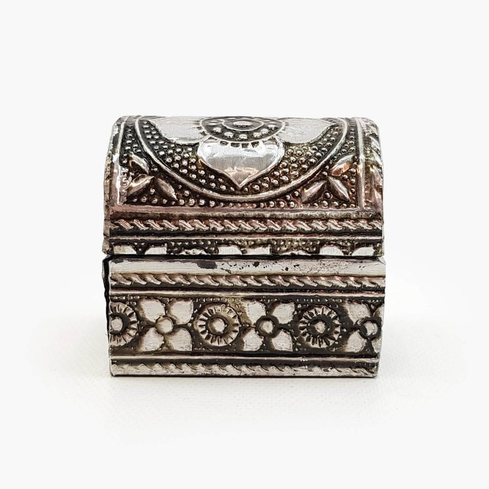 Porta-joias baú - 4x5cm - Foto 3