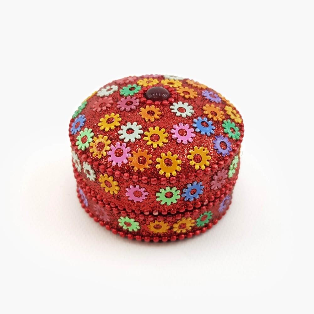 Porta-joias primavera - 6cm - Foto 1