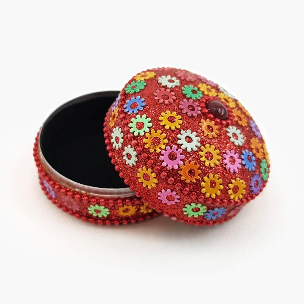 Porta-joias primavera - 6cm - Foto 2