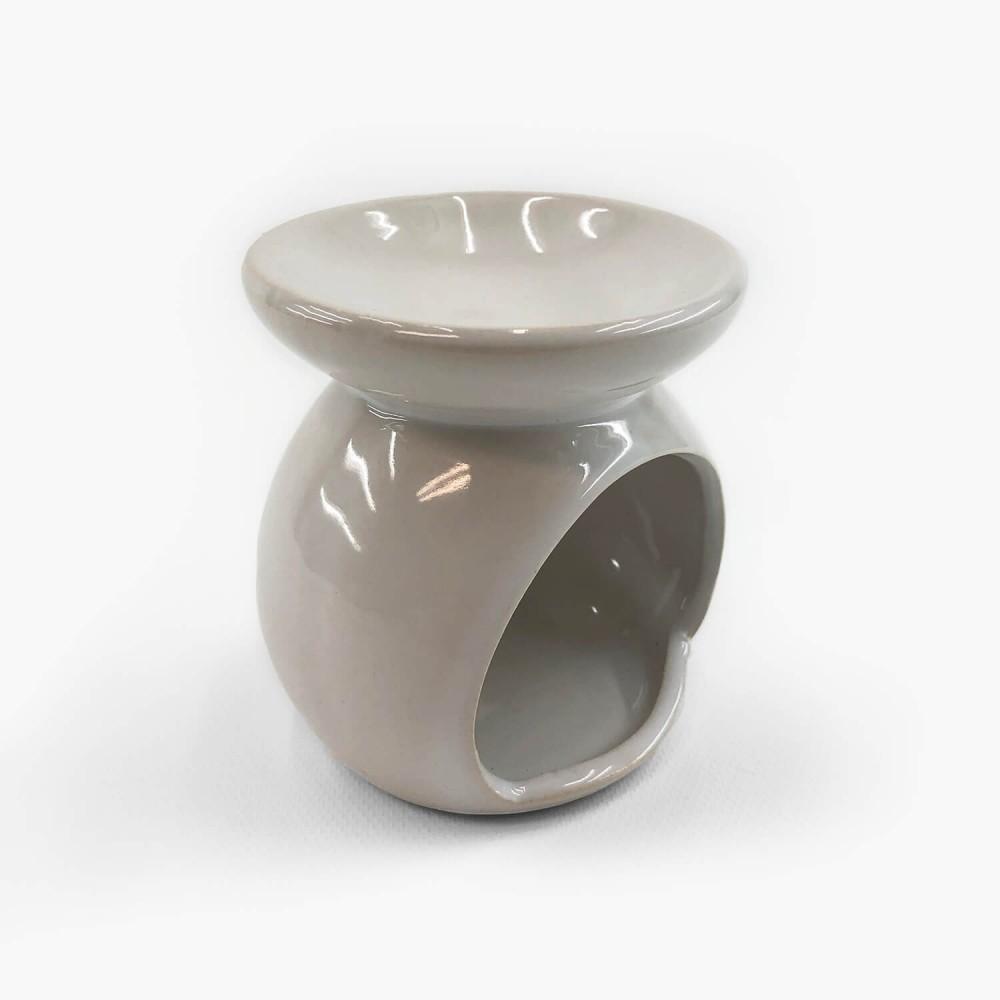 Difusor Rechaud Cerâmica Mandala 8cm - Foto 2