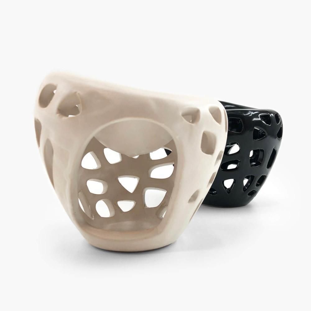 Difusor Rechaud Cerâmica 9,5cm - Foto 3