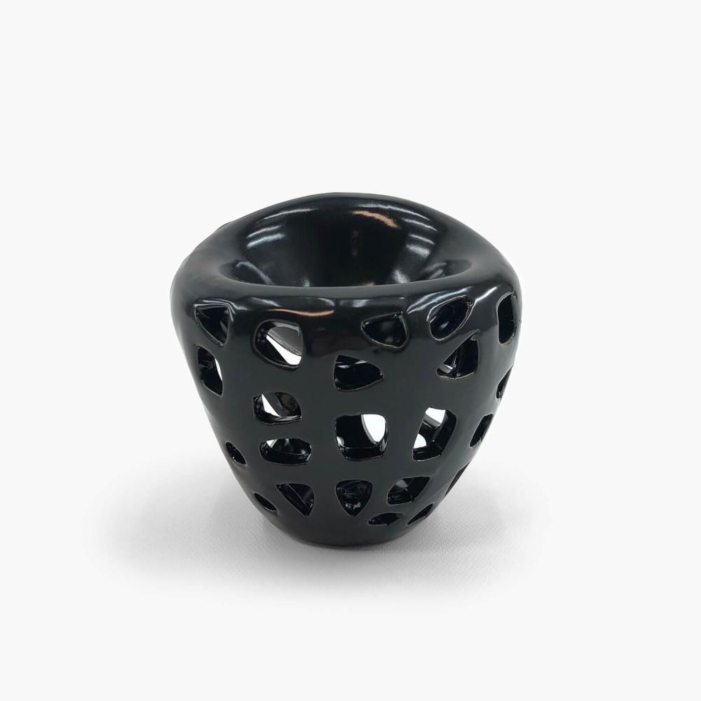 Difusor Rechaud Cerâmica 9,5cm - Foto 5