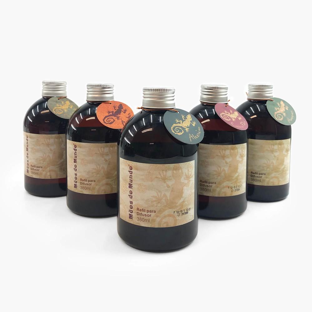Refil para Difusor de Aromas - 380ml  - Foto 1