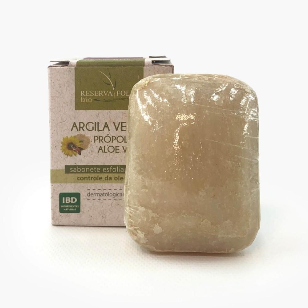 Sabonete esfoliante face - 20g - Foto 2