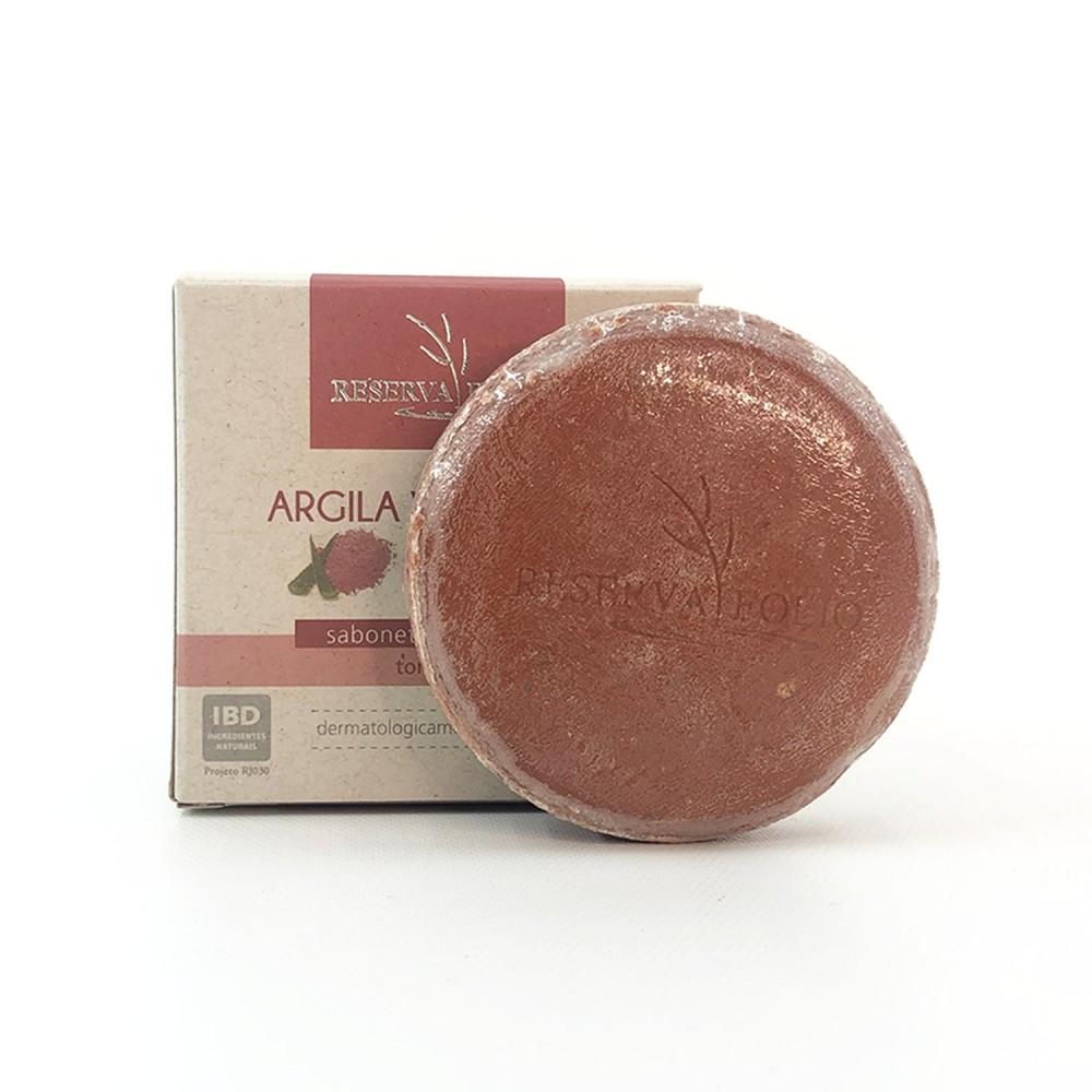 Sabonete esfoliante face - 90g - Foto 2