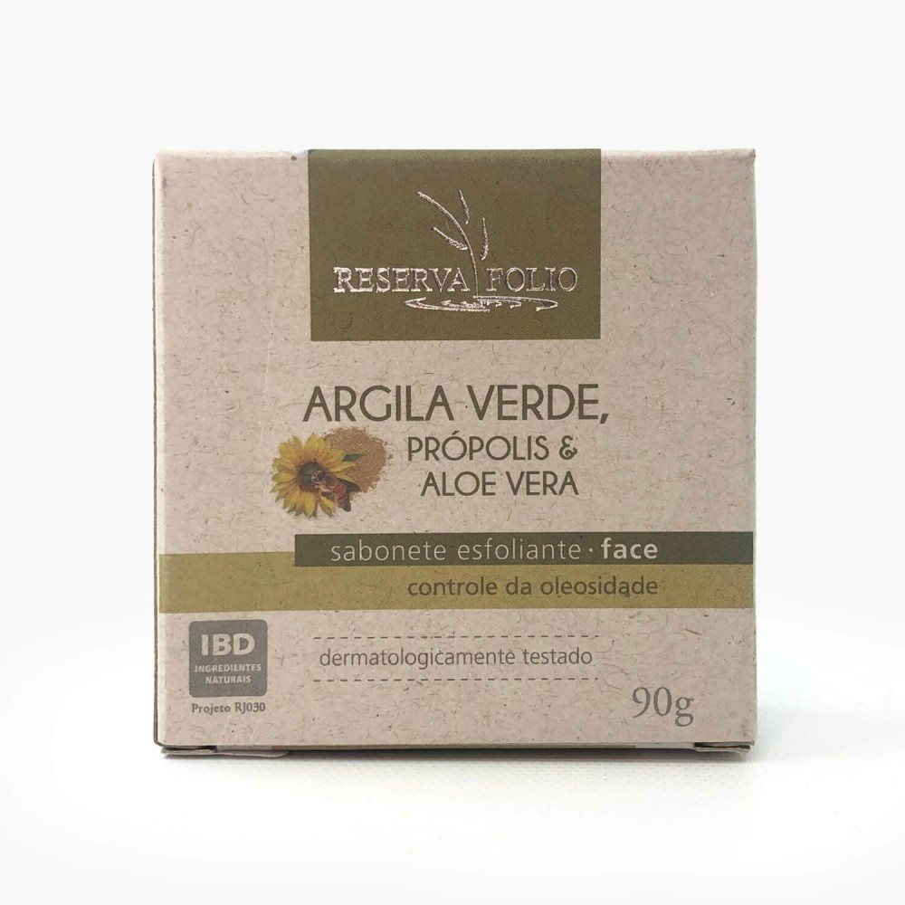 Sabonete esfoliante face - 90g - Foto 4