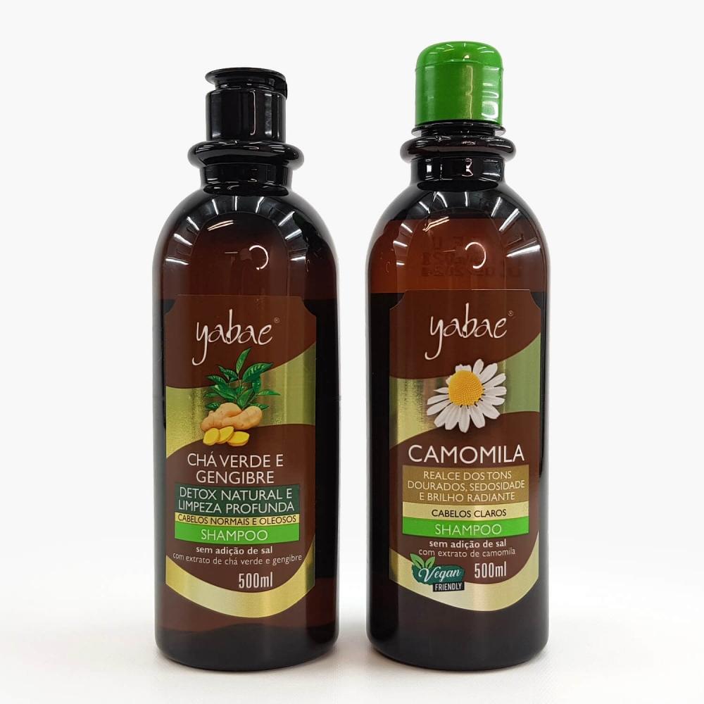 Shampoo 500ml Yabae - Foto 1