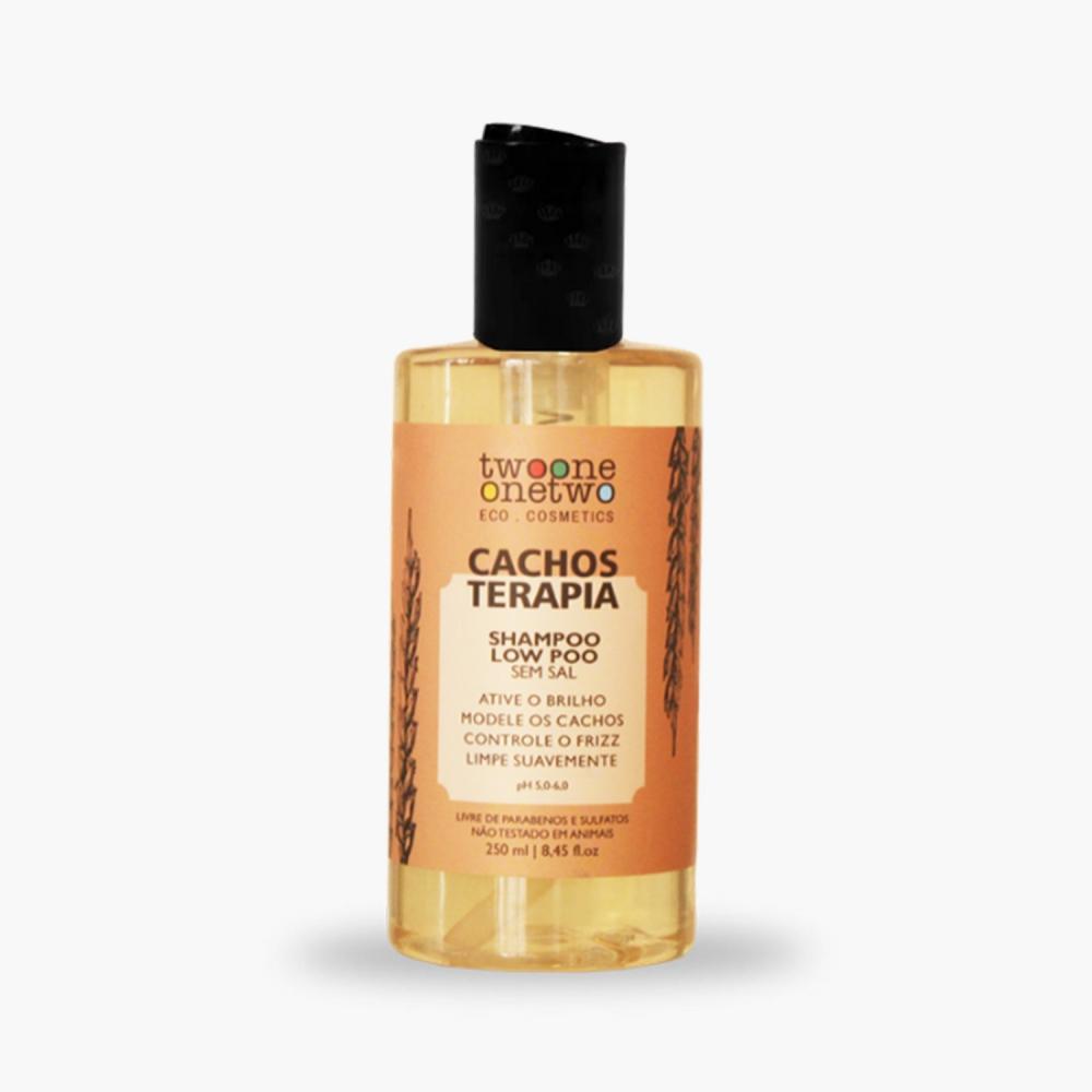 Shampoo Cachos Terapia - Foto 1
