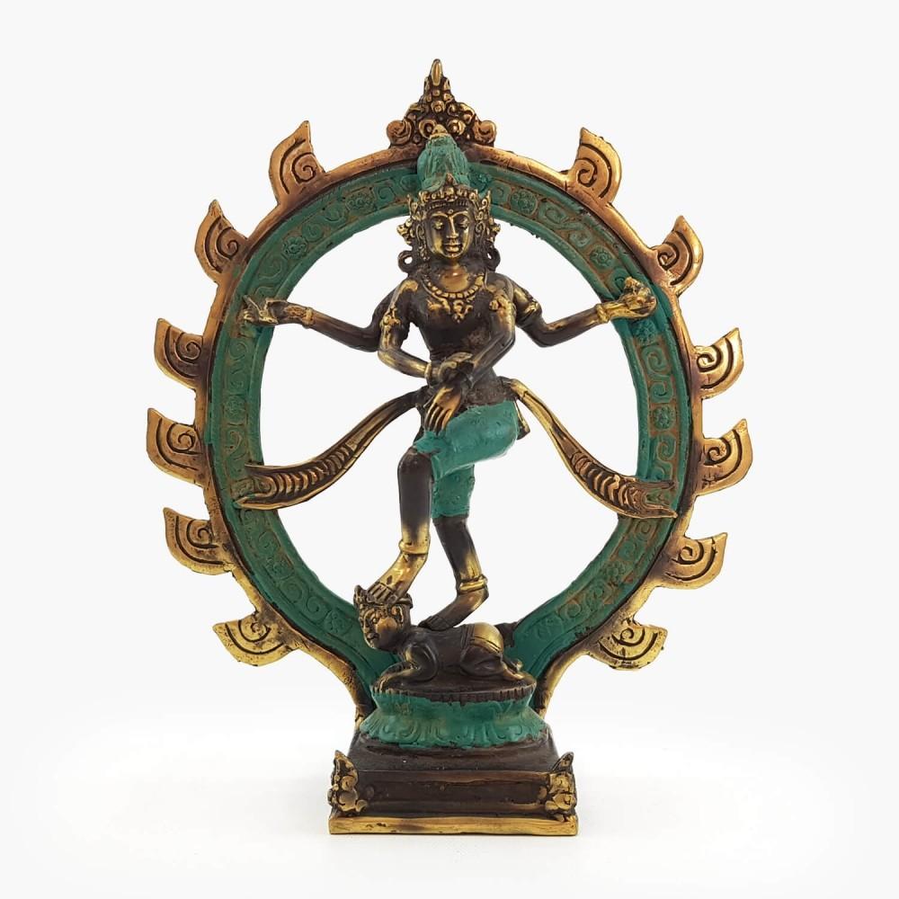 Shiva Nataraja 24,5cm - Foto 1