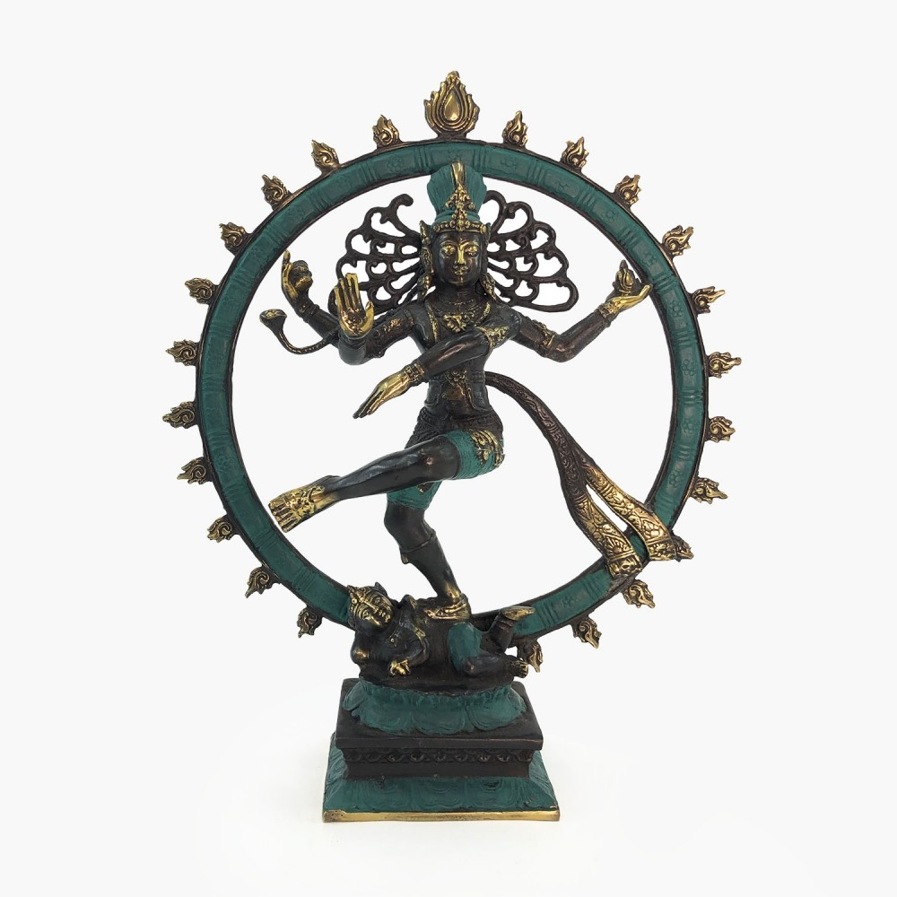 Shiva Nataraja 35cm - Foto 1