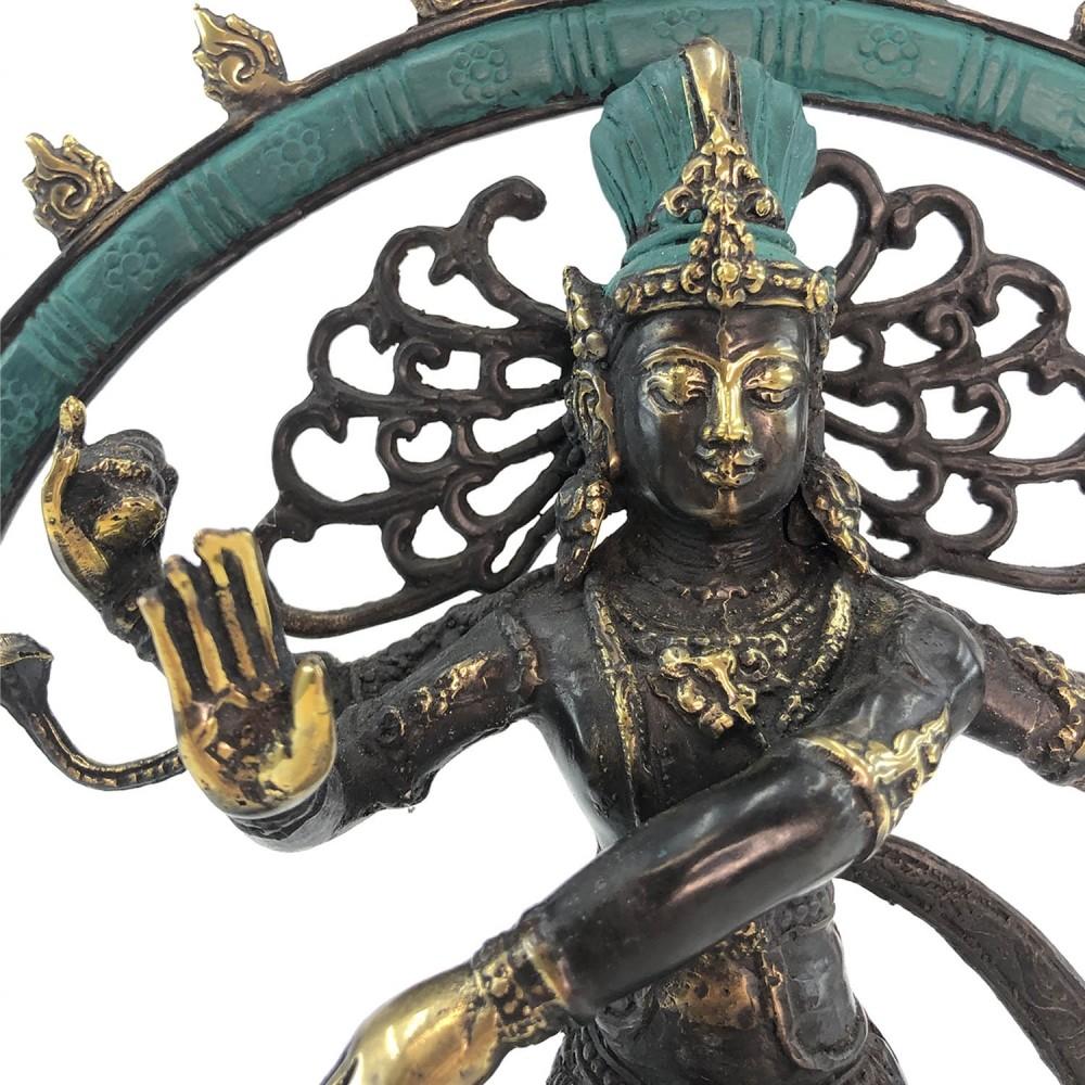 Shiva Nataraja 35cm - Foto 2