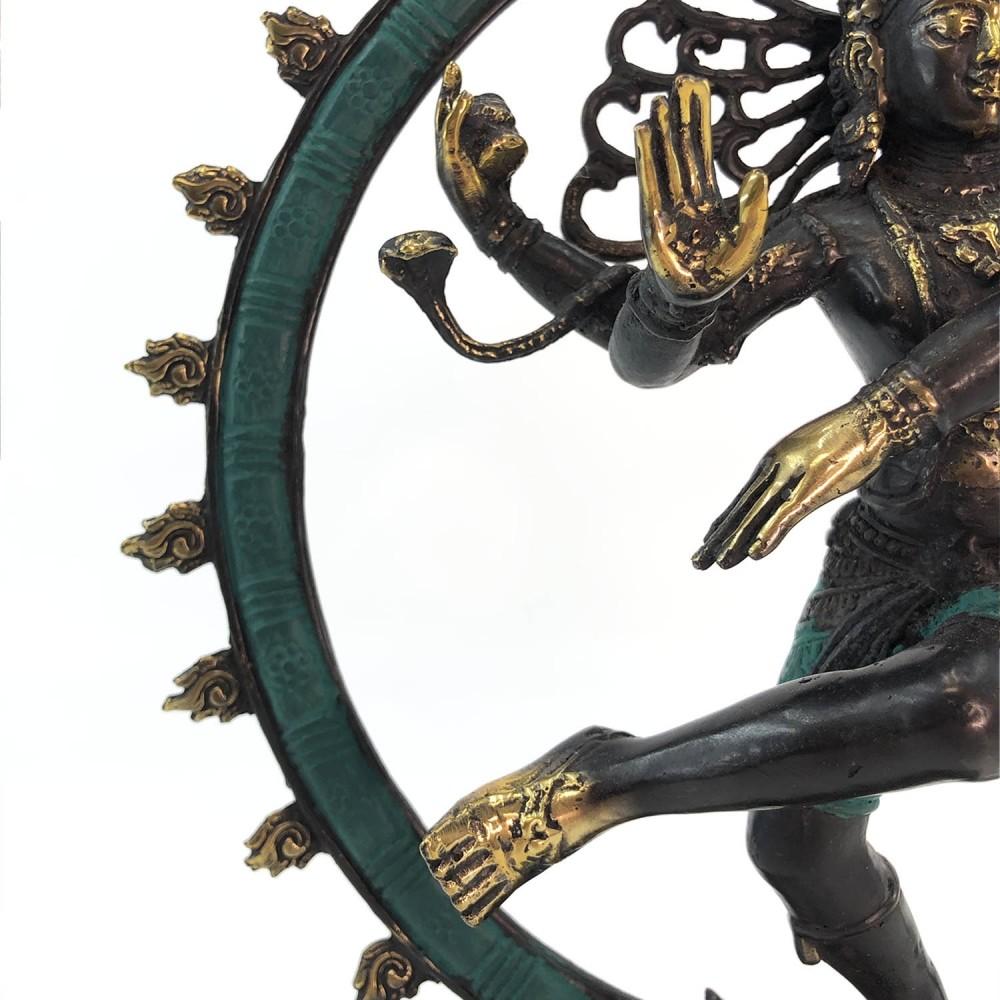 Shiva Nataraja 35cm - Foto 4