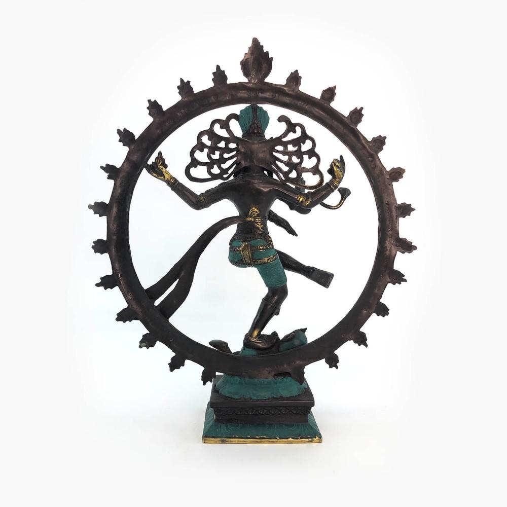 Shiva Nataraja 35cm - Foto 5