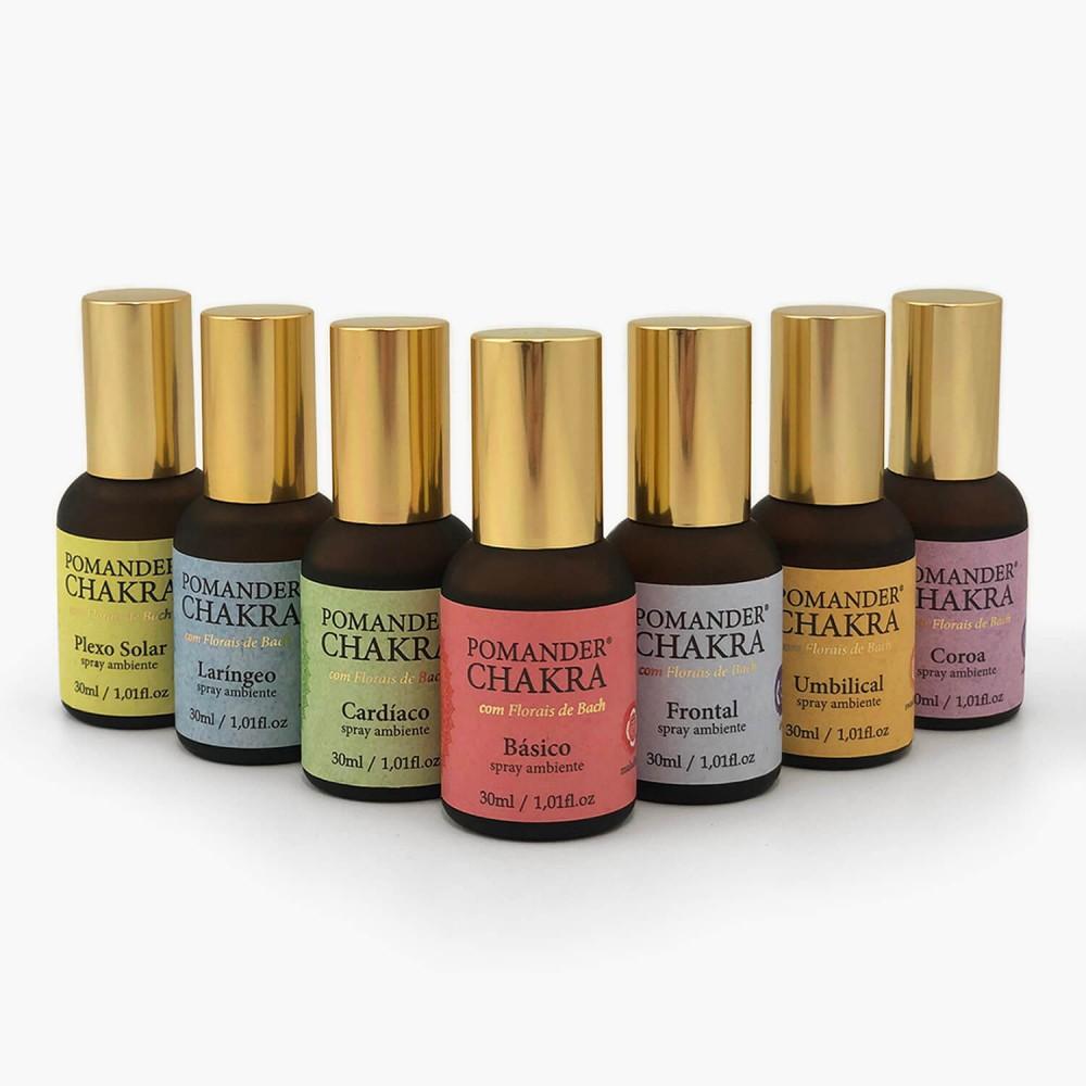 Spray Ambiente Pomander Chakra 30ml - Foto 1