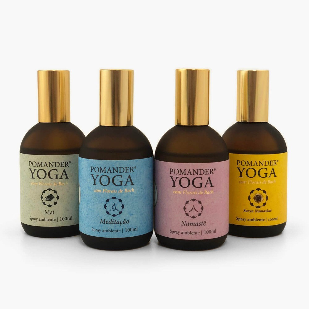Spray Ambiente Pomander Yoga 100ml