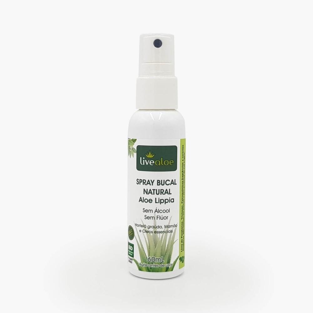 Spray Bucal Natural - Foto 1