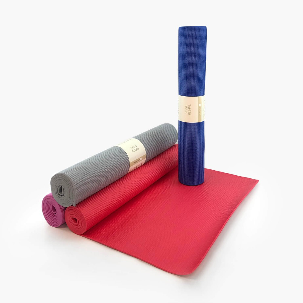 Tapete de Yoga 5mm (PVC) - Foto 1
