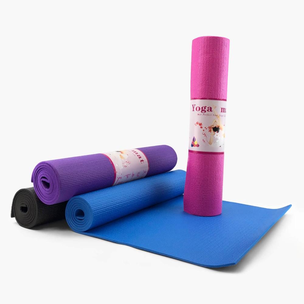 Tapete de Yoga 6mm (PVC) - Foto 1