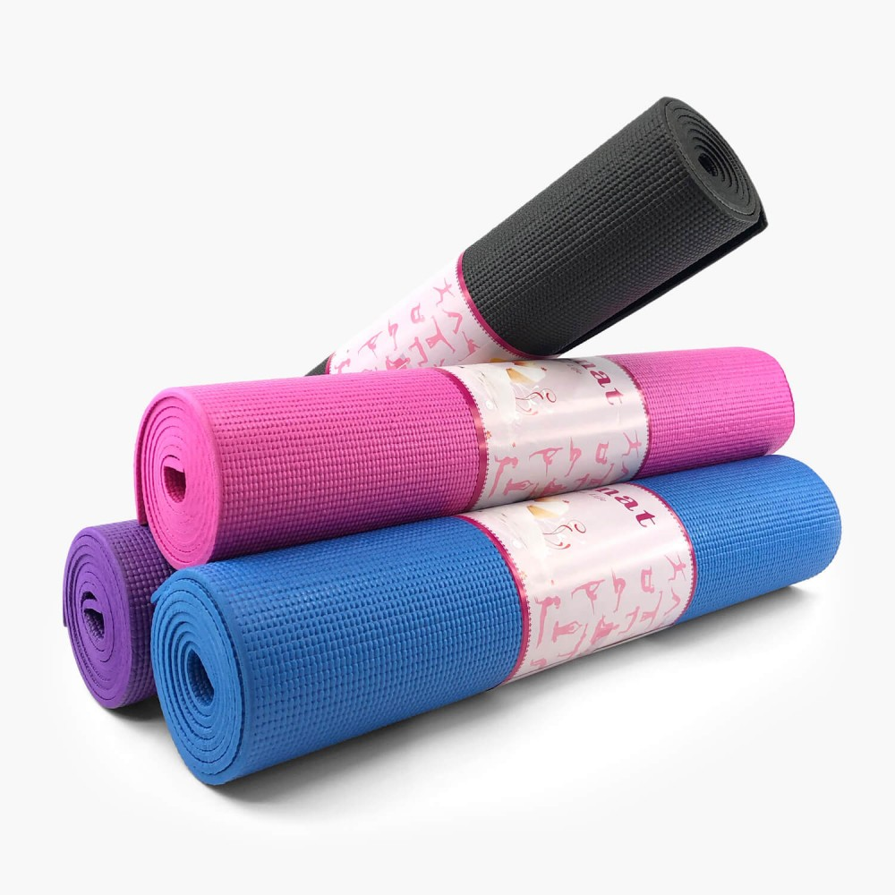 Tapete de Yoga 6mm (PVC) - Foto 2