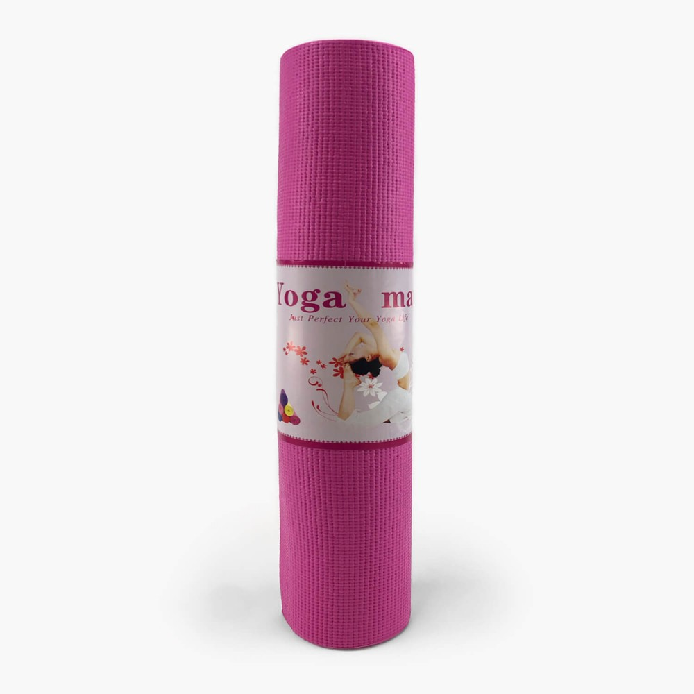 Tapete de Yoga 6mm (PVC) - Foto 7