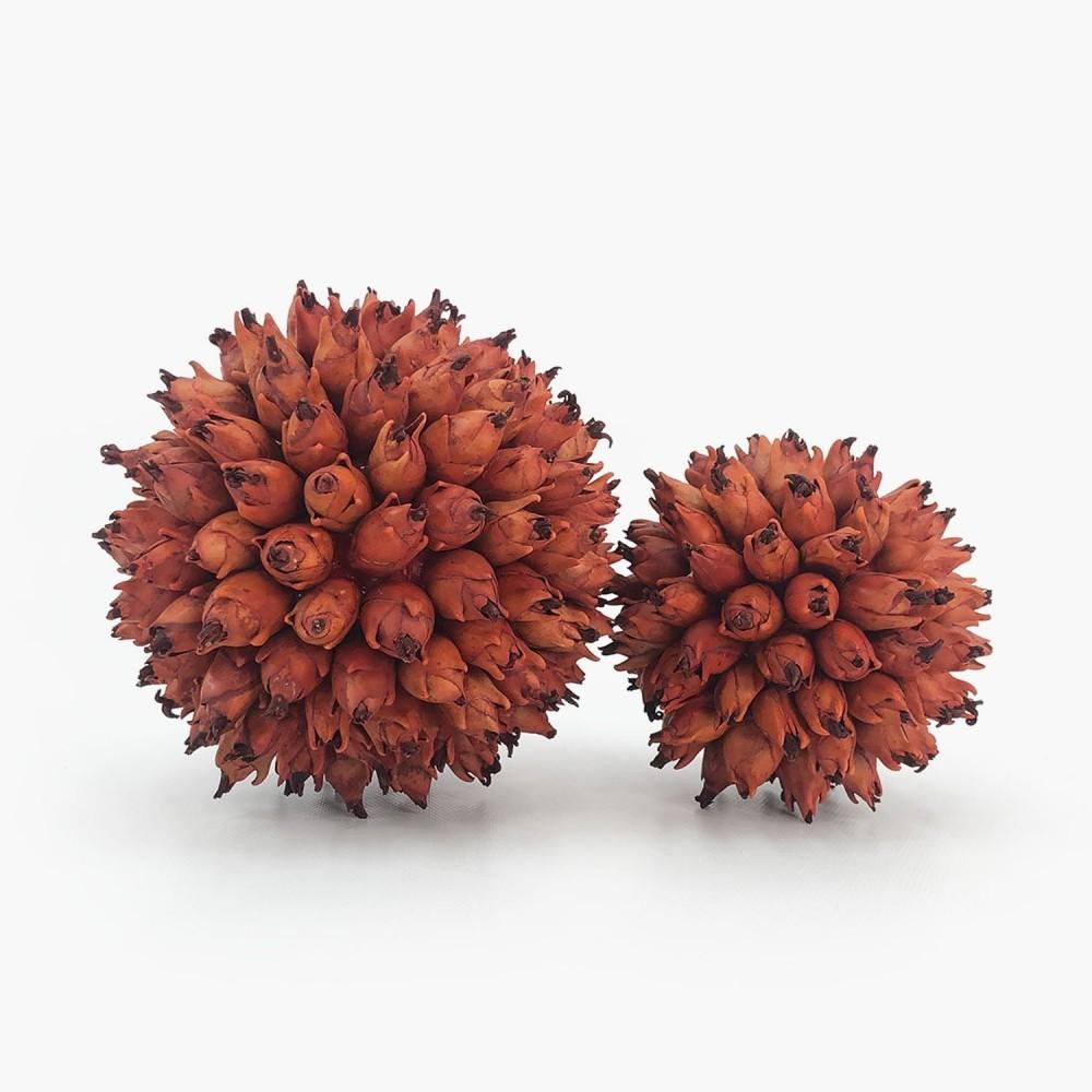 Topiaria Abacaxizinho Vermelha - Foto 1