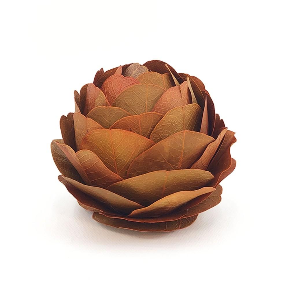 Topiaria Flor Laranja - Foto 2