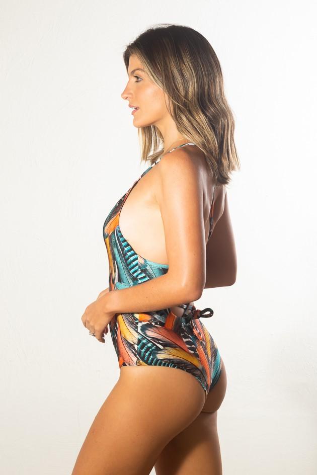Maiô/Body Marina Noronha