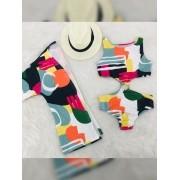 Kimono + Body Argola