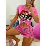 Pijama Meninas Super Poderosas