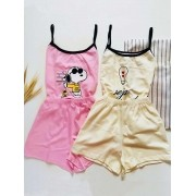 Pijamas Personagens  Snoopy