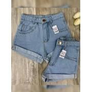 Short Jeans Maluky Barra Dobrada