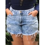 Short Jeans Plus Kamalu