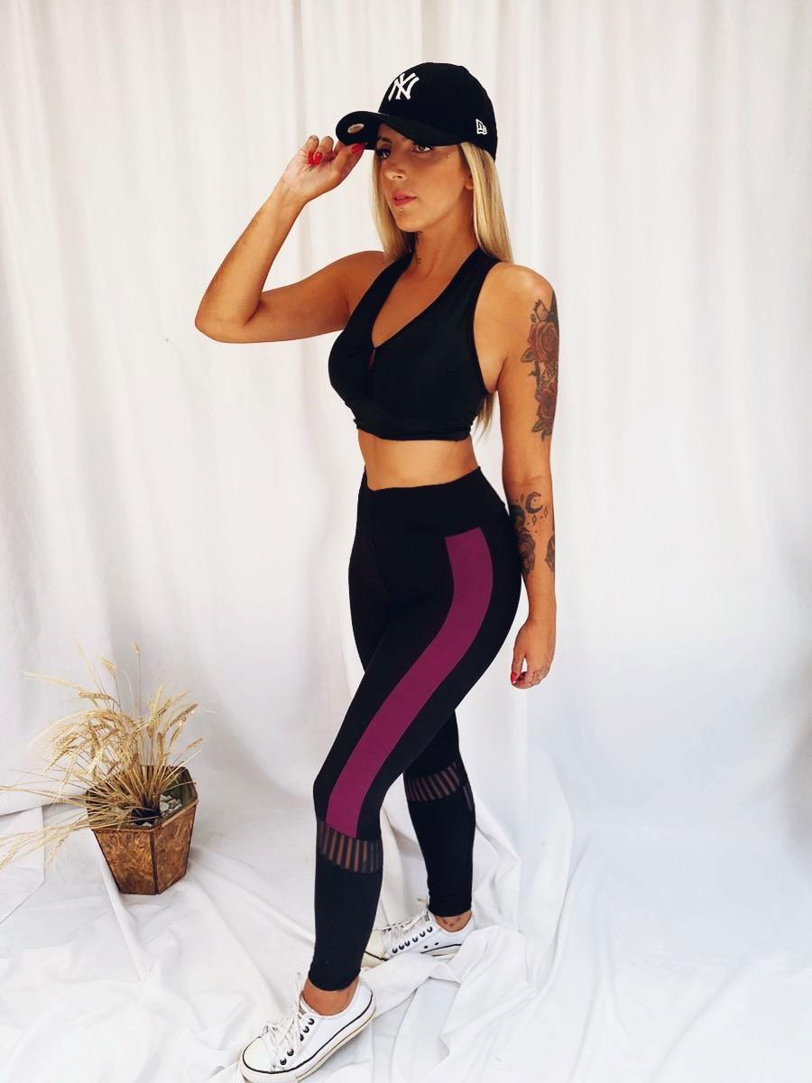 Calça Fitness Dunamys 21