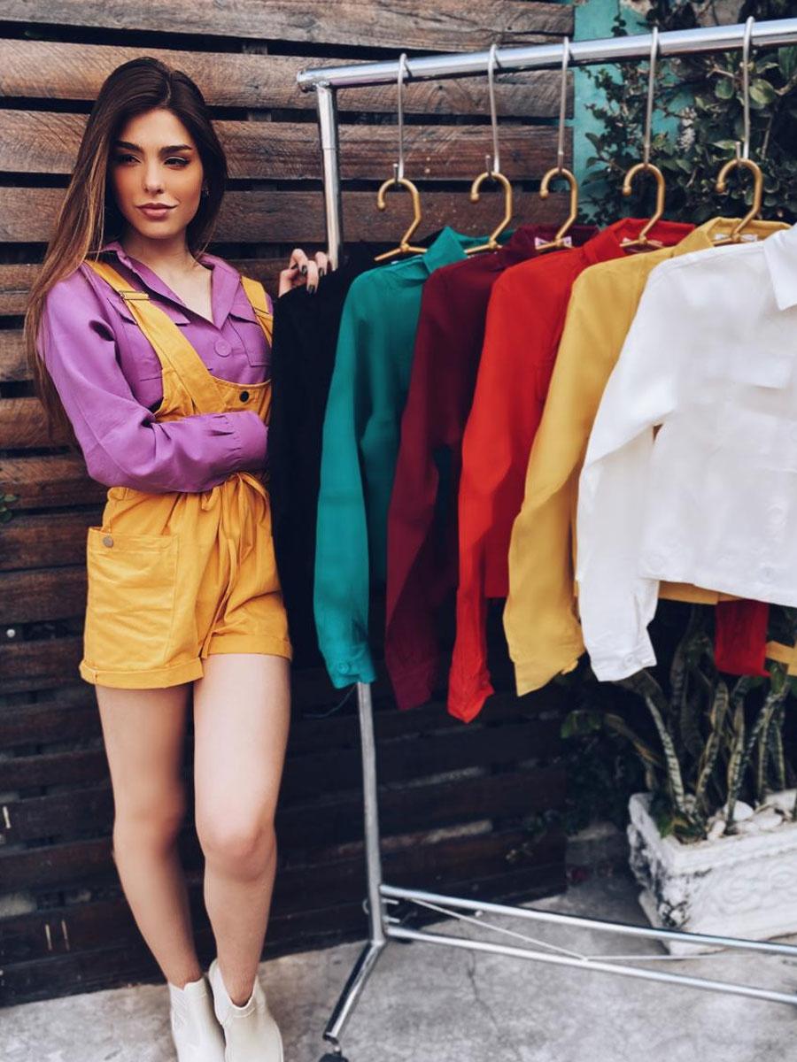 Camisa Mona M5607