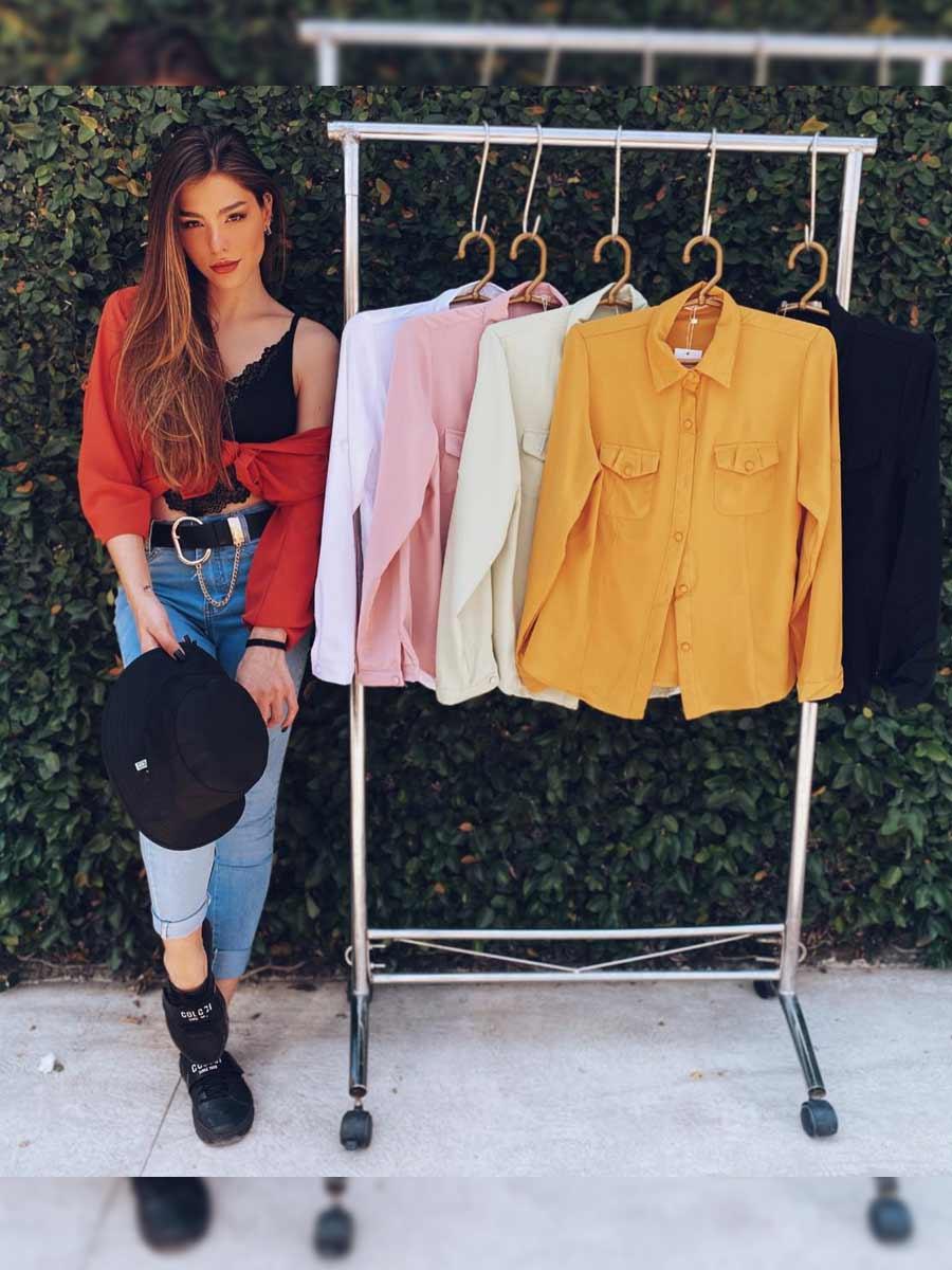 Camisa Social Charm