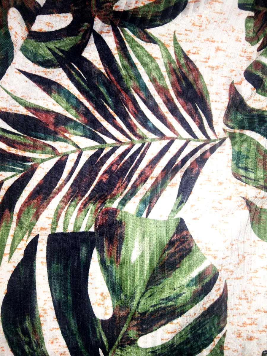 Conjunto Canelado Floral