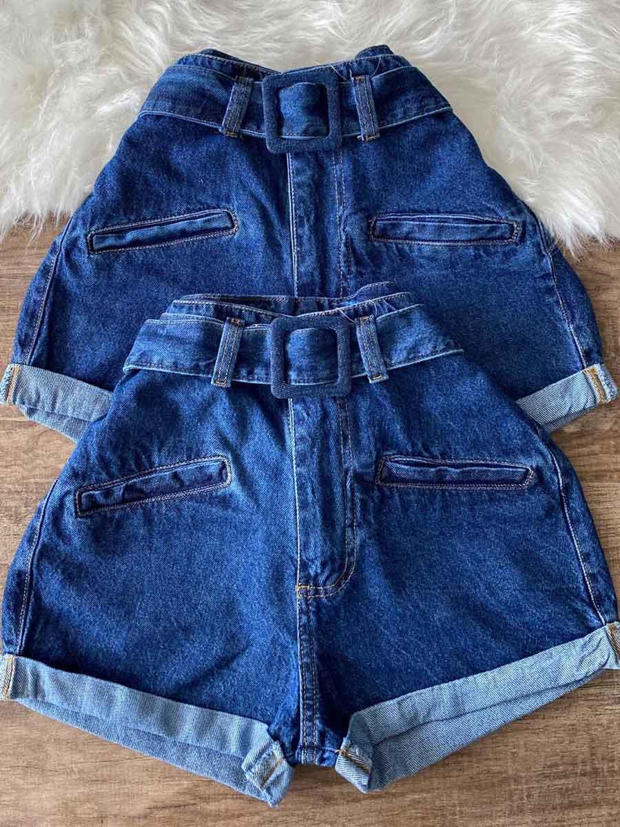 Short Jeans Maluky Mom Fivela