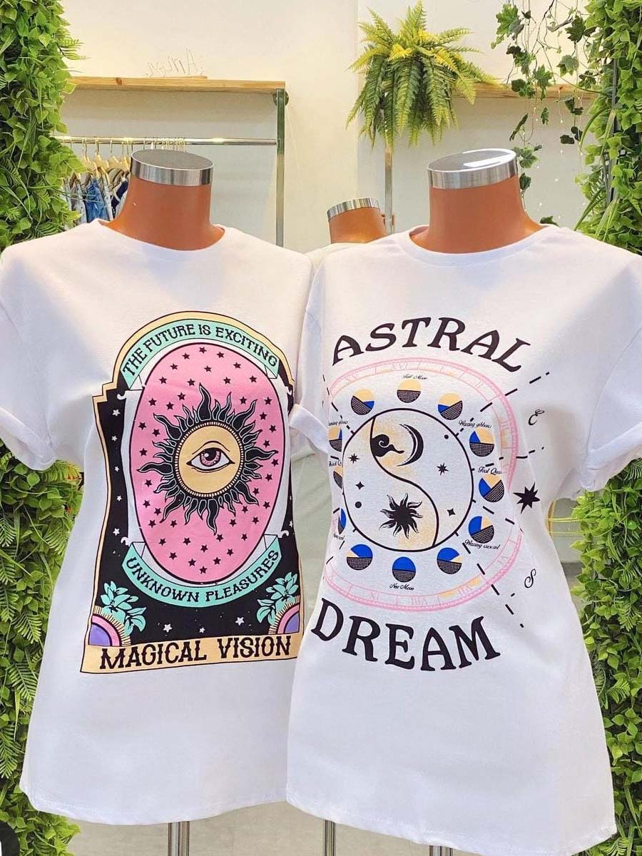 T-Shirt Magical Vision