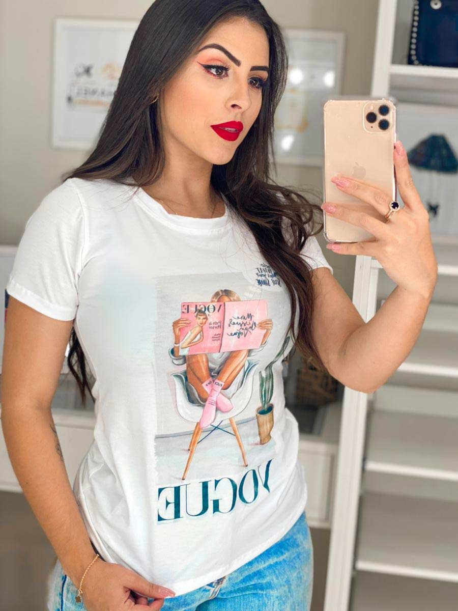 Tshirt Revista Vogue